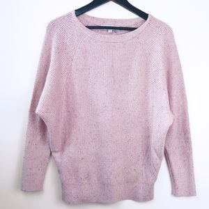 LOFT • Oversized Dolman Sleeve Sweater Small